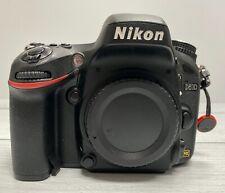 Nikon D610 24.3MP Digital SLR Camera Free Shipping! Hardly Used!