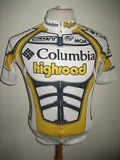 Columbia HTC worn by LEWIS jersey shirt cycling wielershirt USA trikot size S
