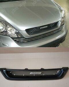 For Honda CR-V III gen Grill Mugen Style Grille Prefacelift 2006-2009 Set
