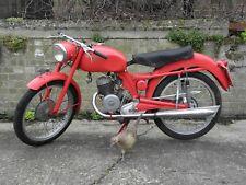 1954 BENELLI LITTLE LION 125cc INCREDIBLE RARE ITALIAN QUALITY CLASSIC MOTORBIKE