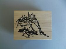 100 PROOF PRESS RUBBER STAMPS ISLAMIC CITY NEW STAMP