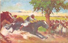 B37395 Carrere de joyas C Bruno Llopis  painting art postcard