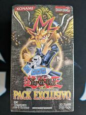 Exclusive Pack EP1 Booster Box Sealed Spanish YuGiOh
