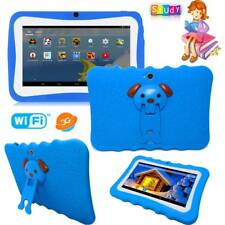 7'' Android 4.4 Kids Tablet PC PAD Dual HD Camera WIFI 3G iPAD For Boys Girls