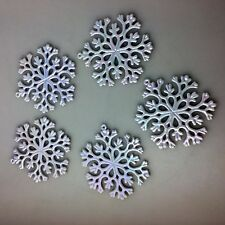 GORGEOUS OPALESCENT ALUMINUM CHRISTMAS TREE ORNAMENTS LOT