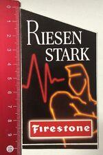 ADESIVI/Sticker: FIRESTONE-gigante forte (08031695)