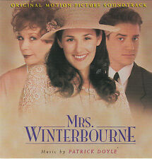 Mrs Winterbourne-1996-Original Movie Soundtrack-16 Track-CD