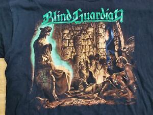 T-Shirt BLIND GUARDIAN, Tales from... M oder L, Druck wie neu, RARITÄT der 90er!