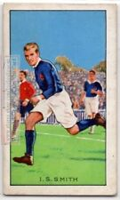 Ian Smith Scottish Rugby Player 1933 International Championship 1930s Trade Card