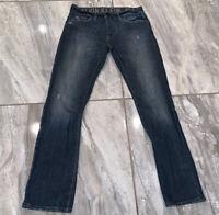 Calvin Klein Jeans MENS 30 X 30 JEANS Distressed