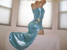 New Stripper Exotic Dancer *Holo* SeXXXy Sparkle Salsa Dress M/L Stripperwear