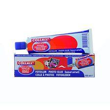 COLLALL Caoutchouc ciment, Transparent, 100 ml, 1 Tube