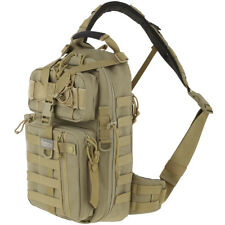 Maxpedition Sitka Gearslinger Idratazione Day Pack Militare Sling Carry Bag Khak