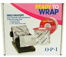 OPI READY TO WRAP KIT WITH FREE DISPENSER - GEL POLISH REMOVER