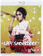 Lady Snowblood 1 & 2 (1973-4) Blu-ray + DVD [NON-USA REGION B/2] Meiko Kaji