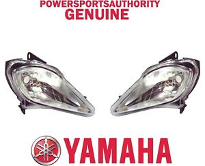 2006-2020 Yamaha YFM Wolverine Raptor OEM Headlight Replacement Assembly R/L Y98
