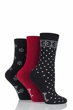 Pringle Women's Multipack Socks 2-3 Number in Pack