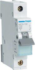 Hager MCN132 Leitungsschutzschalter LS-Schalter 1polig 6kA C-32A 1M