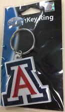 Arizona Wildcats Official NCAA Flex Key Ring Keychain by Siskiyou #CPK54