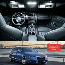 KIT LED INTERNI AUDI A4 B8 KIT COMPLETO ALTA LUMINOSITA' CANBUS