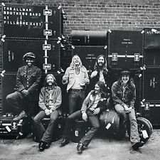 Allman Brothers Band AT FILLMORE EAST Live Album 180g REMASTERED New Vinyl 2 LP