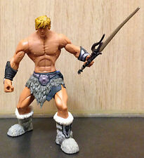 "He-Man Masters of the Universe MOTU 6"" Action Figure with SWORD"