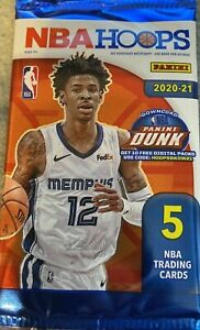 2020-21 Panini NBA Hoops Basketball Cards GRAVITY Pack *SEALED* 2021 - LAMELO?!