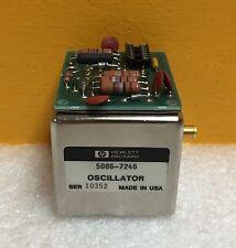 HP/Agilent/Keysight 5086-7246 2.4 GHz, SMA (F) Oscillator Assy. (Later Version)