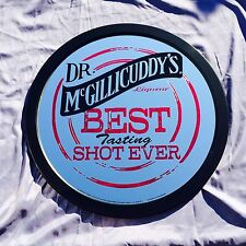 Dr. McGillicuddy's Liqueur Tequila Whiskey Best Shot Ever Beer Bar Mirror
