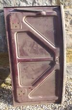 Triumph TR6 Boot lid good/used ex warm climate material
