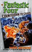 Countdown to Chaos (Fantastic Four) by Askegren, Pierce Paperback Book The Fast
