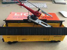 Lionel 3619 Helicopter Reconnaissance Car