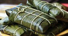 5 FRESH  BANANA Leaves (cooking PASTELES)