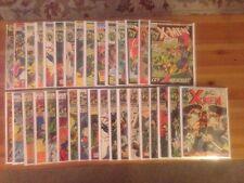 UNCANNY X-MEN LOT OF 292 BOOKS #19-455 102-325 COMPLETE SILVER AGE MARVEL COMICS