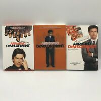 Arrested Development DVD Seasons 1 2 3 Box Sets TV Series One Two Three Complete