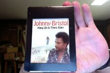 Johnny Bristol- Hang On In There Baby- used 8 Track tape- nice shape