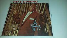 FATS DOMINO - THE FABULOUS MR. D - LIBERTY 10136 LP