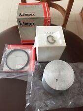 John Deere Kimpex 440 Piston Reed Valve 9666PS New