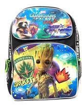 "Marvel Gadians of the Galaxy Vol 2 Groot 16"" Large School Backpack Book Bag"