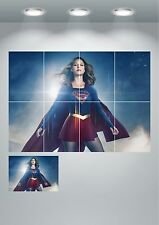 Supergirl TV Show Wall Art Poster Print - A3 / A4 Sections or Giant 1Piece