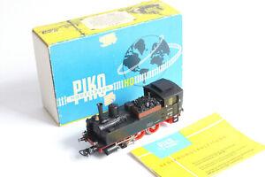 Piko 6300 - Tenderdampflok BR 89 265 der DR (DDR)  - sehr gut in OVP ! -