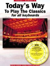 Today's Way : To Play the Classics for All Keyboards by Bugs Bower