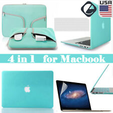 """Sleeve Carry Bag&Hard Case&Keyboard Cover&Screen Film For MacBook Air 13"""" 2020"""