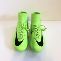 Nike Kids Mercurial Victory VI DF FG – Electric Green/Flash Lime 6Y No BOX