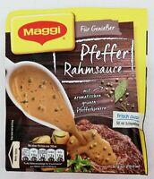 (7,88€/1L) Maggi Für Genießer 5 x Pfeffer Rahmsauce