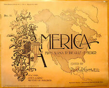 March 31, 1894 V1N11 America Photography Booklet Magazine Black Americana