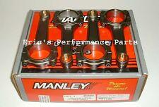 Manley 14408-4 Turbo Tuff I-Beam Rods for Nissan SR20DET SR20VE SR20VET SR20DE