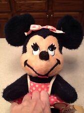 Vintage Minnie Mouse 1970's California Stuffed Toys