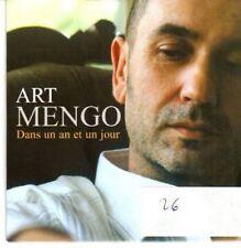 (362Y) Art Mengo, Dans Un An Et Un Jour - DJ CD