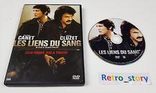 DVD Les Liens Du Sang - Guillaume Canet - François CLUZET